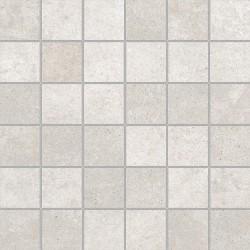 Atelier Grey 30x30 Mosaico Porcelánico Todo Masa