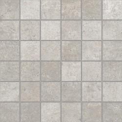 Atelier Ash 30x30 Mosaico Porcelánico Todo Masa