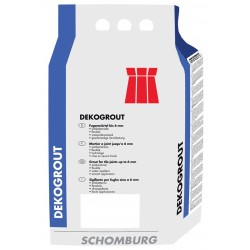 Benfer Dekogrout 1-9mm