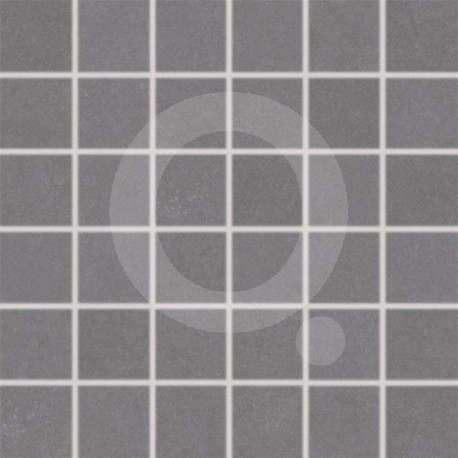 Trend Dark Grey Malla 30x30 (5x5) Porcelánico
