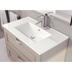 Atlantic Lavabo 1 Seno Porcelana