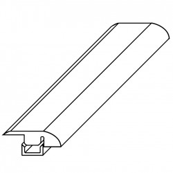 Transición Serie Único 240x4,3x1,5cm