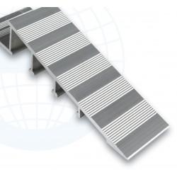 Euroshrink Eurotransición Aluminio 240A Plata Mate