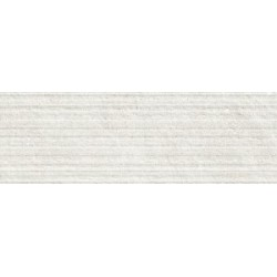 Azteca Toscana Blanco 30x90 Relieve Rectificado