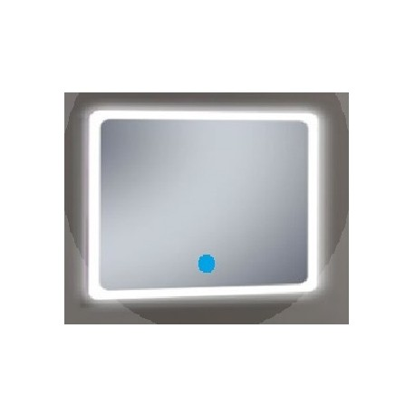 Espejo sol 120x80 led touch sensor antivaho 41x60 for Espejo 160 x 80