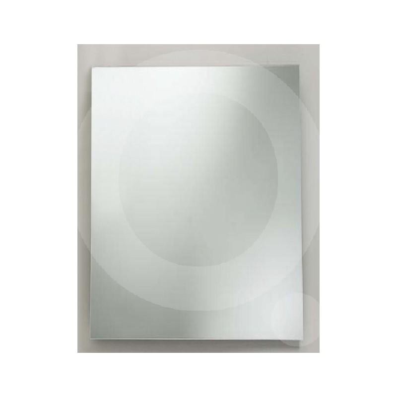 Espejo lluna l 80x80 colgador especial focos pinza - Focos espejo bano ...