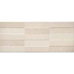 Pittsburgh Decor Ivory 25x60 Rectificado