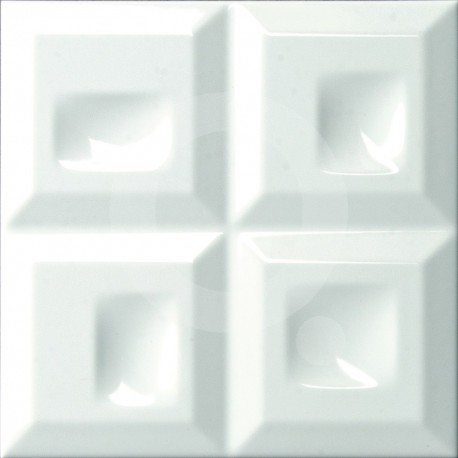 Structure Blanco Mate 20x20