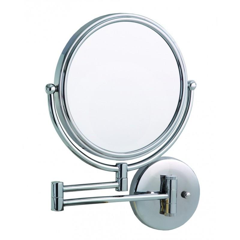 Espejo pared optima 20cm con brazo for Espejo 20 aumentos