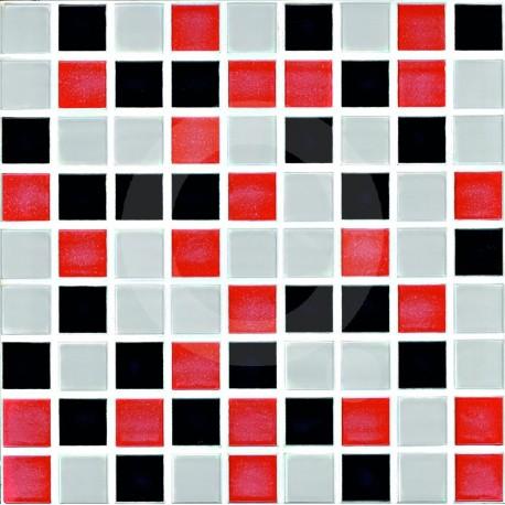 Kubic Rojo 30x30