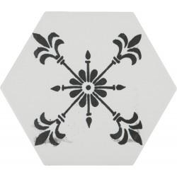 Florencia Blanco Vintage 1 25,8x29 Porcelánico