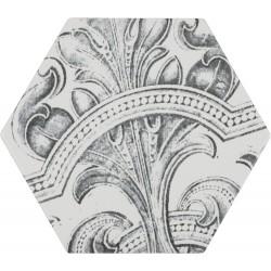 Florencia Blanco Vintage 3 25,8x29 Porcelánico