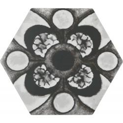 Florencia Blanco Vintage 4 25,8x29 Porcelánico