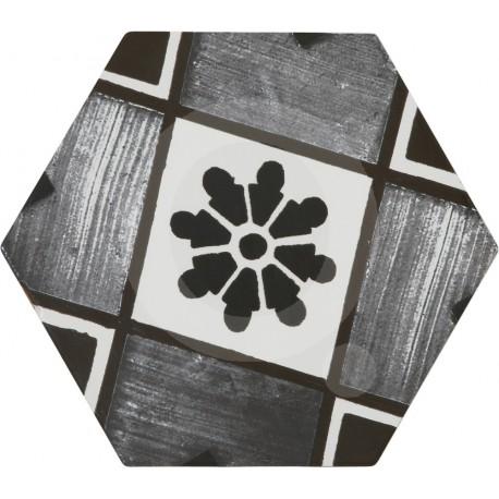 Florencia Blanco Vintage 5 25,8x29 Porcelánico
