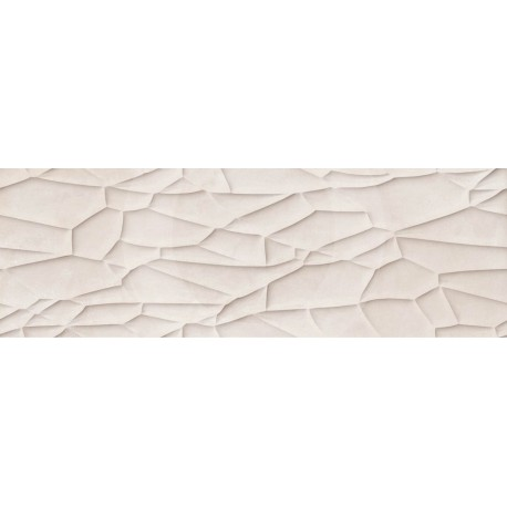 Reflection Ivory Relieve 30x90 Rectificado