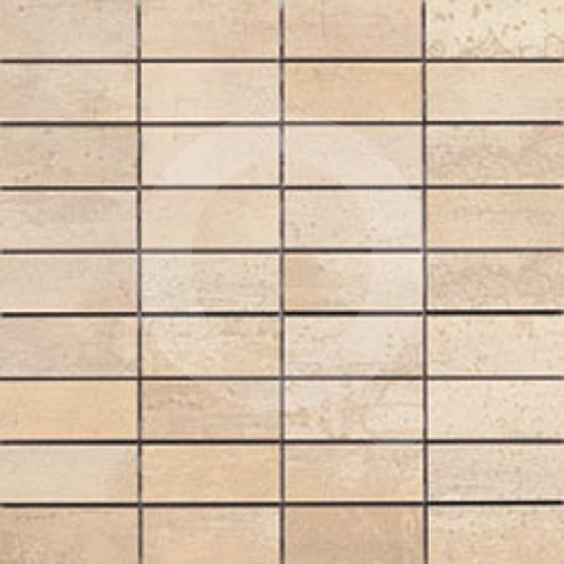 Gr s c rame tau corten beige malla for Carrelage 30x30 beige