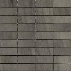 Kemberg Grey Malla 30x30 (3x7) Porcelánico Semipulido