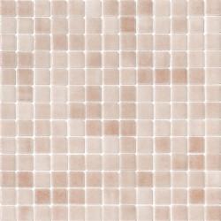 Niebla Marrón Antideslizante 33x33 Mosaico Cristal