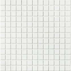 Matt Collection Blanco 33x33 Mosaico Cristal