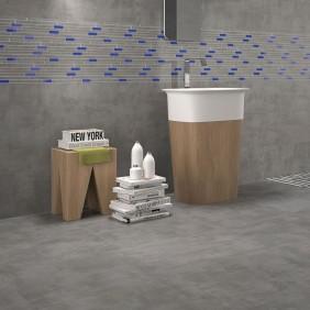 Serie Geotiles Cemento