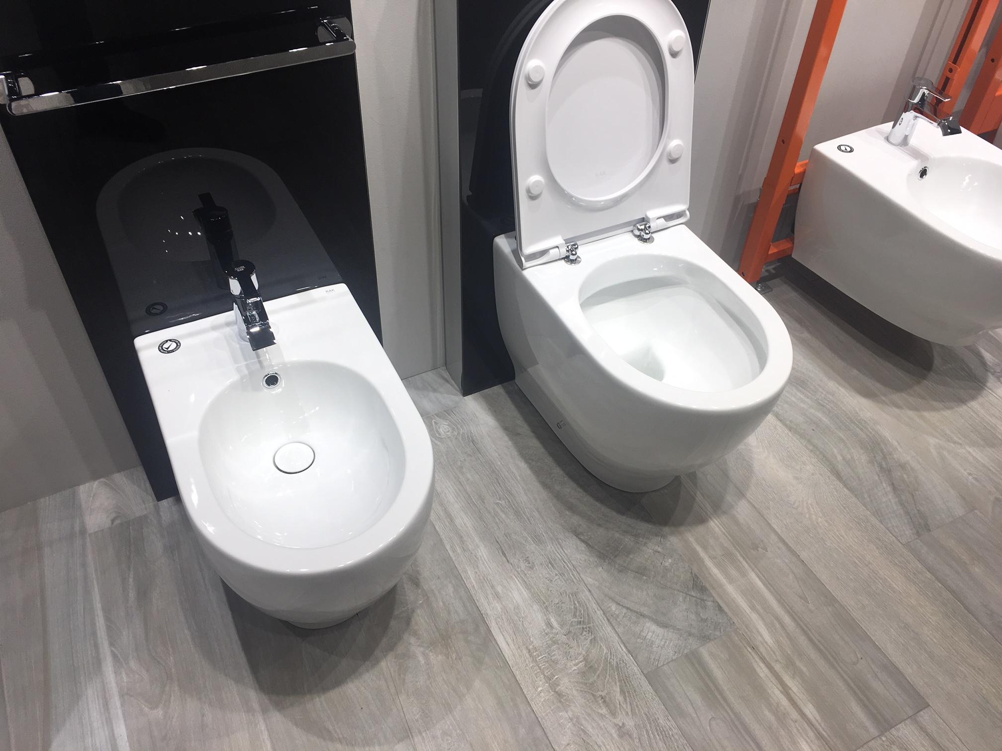 Inodoros de diseño calidad Queràmic en Barcelona