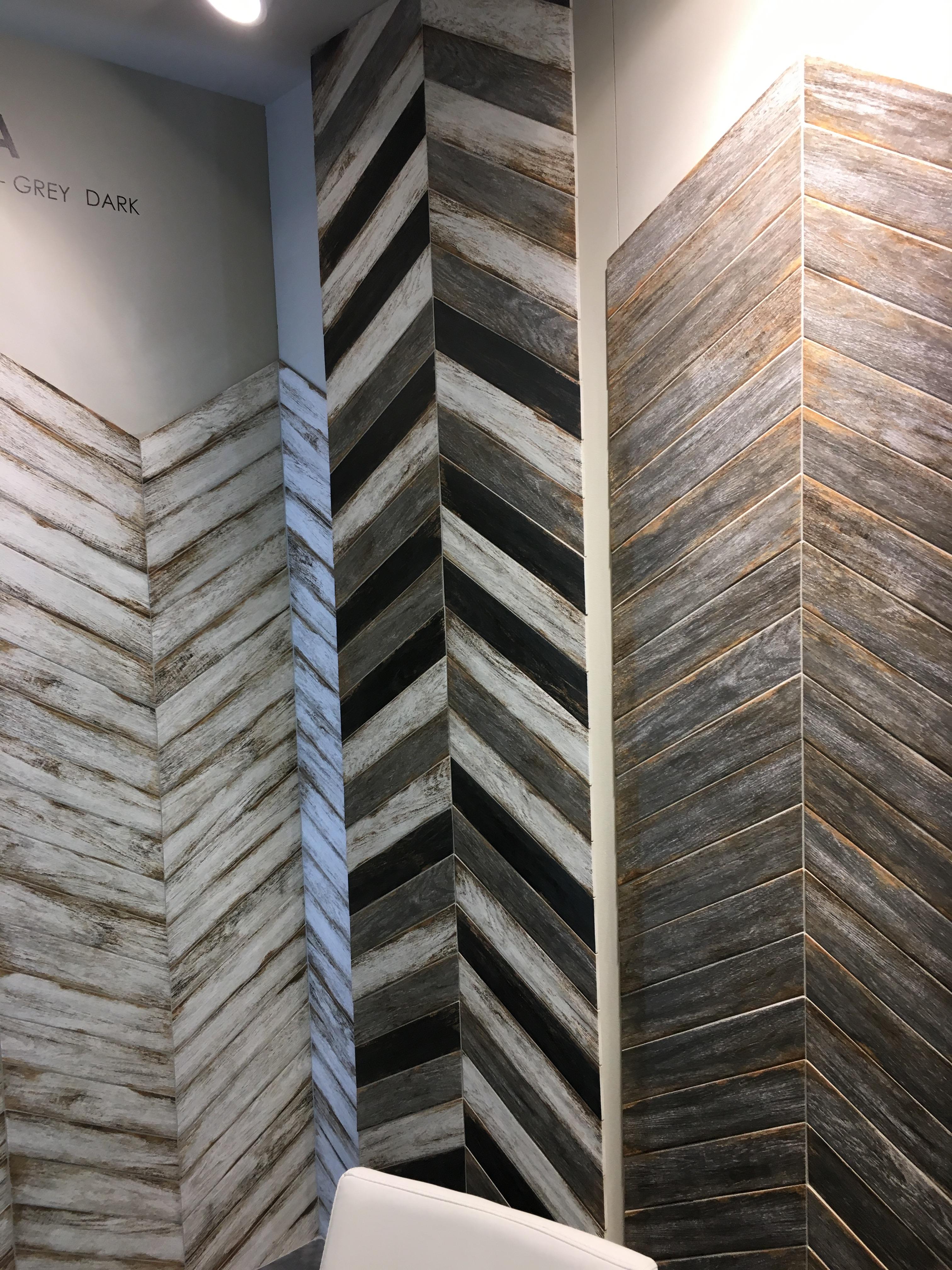 Maderas porcelánicas en Barcelona, Pavimentos de madera en cerámica