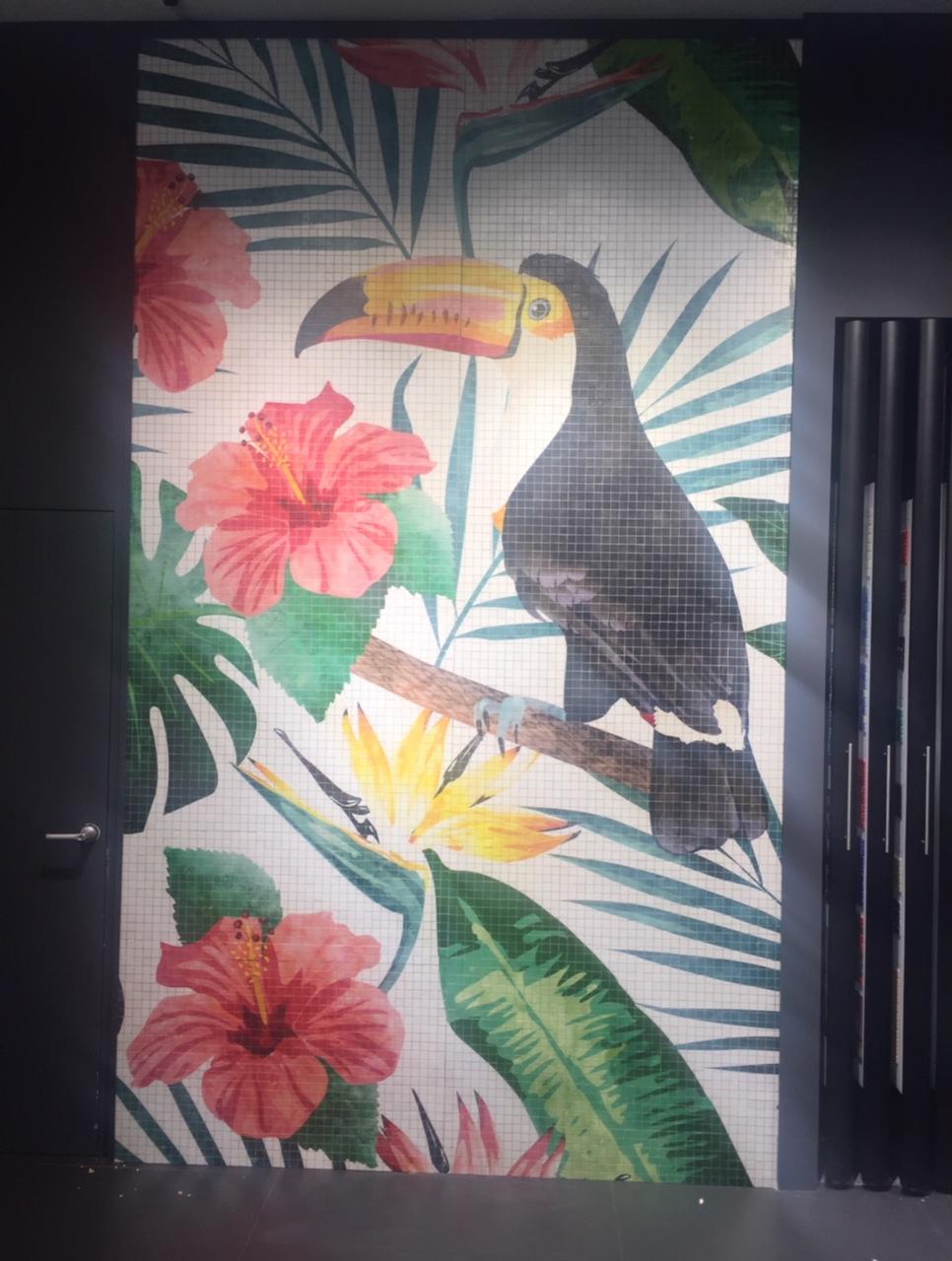 Mosaicos decorativos de gran calidad en Queràmic