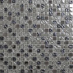 Queràmic Cosmos Argent 30x30 Malla