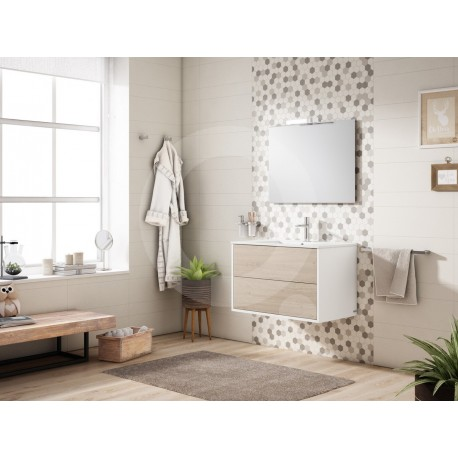 Sonia Essential Conjunto Blanco/Haya
