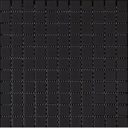 Azul Monocolor Negro 30x30 Mosaico Piedra