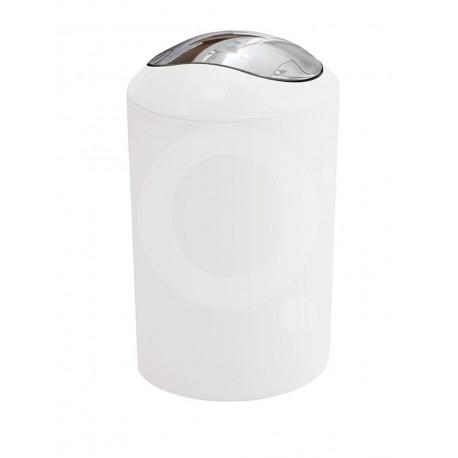 Optima Kos Cubo Basura Blanco 5l