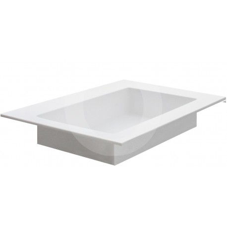 SDZ Bany Encimera Beach Solid Surface