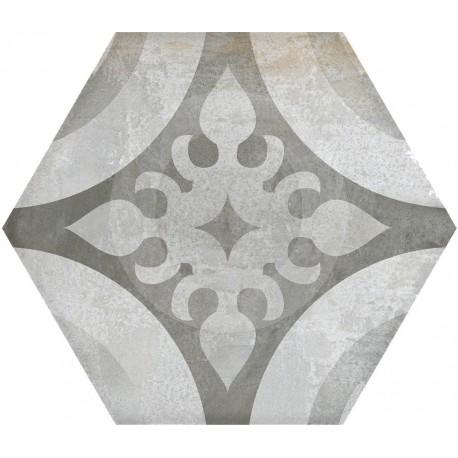 Azores Decor Gris 17,5x17,5 Porcelánico