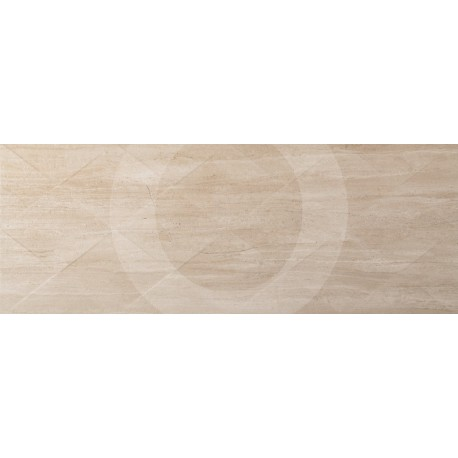 Baltimore Beige Decor 33x90 Rectificado