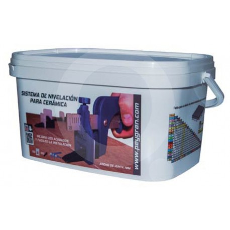Peygran Sistema Nivelado Kit 1mm
