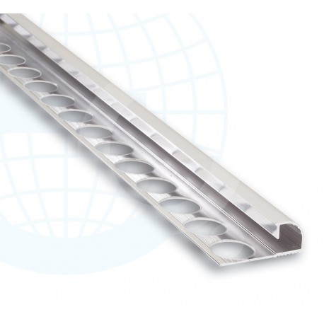 Euroshrink Eurocanto Aluminio 171A 2,5m