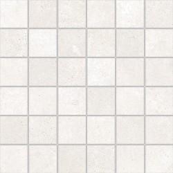 Atelier White 30x30 Mosaico Porcelánico Todo Masa