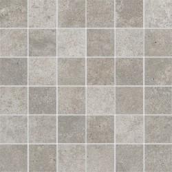 Atelier Graphite 30x30 Mosaico Porcelánico Todo Masa