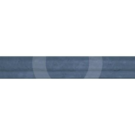 Elegant Azul Moldura 5x30