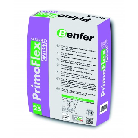 Adhesivo flexible Benfer Monoflex-XL C2TE S1