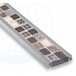 Euroshrink Eurolistelo Aluminio 244A