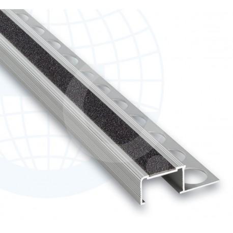 Euroshrink Europeldaño Aluminio Plata Mate 243A 12mm