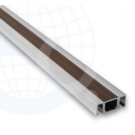 Euroshrink Eurolistelo Aluminio 228A 32mm