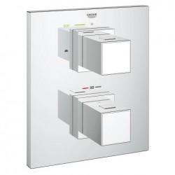 Grohe Eurocube Joy Grohtherm Cube Termostato para baño / ducha o ducha 3/4