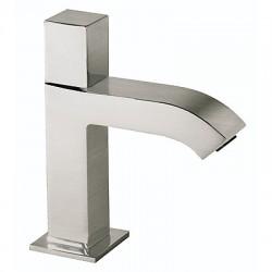 Tres Cuadro Exclusive Grifo lavabo 1 agua o premezclada Volante