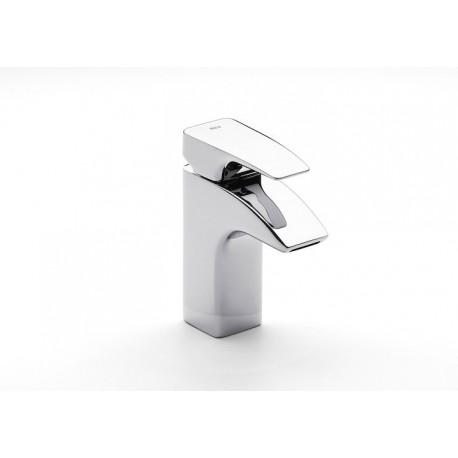 Roca Thesis Mezclador monomando para lavabo con desagüe automático