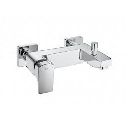 Roca L90 Mezclador exterior para baño-ducha con inversor automático