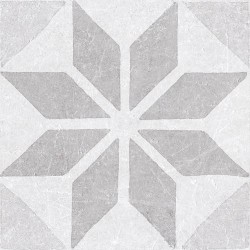 Materia Decor. Star White 20x20