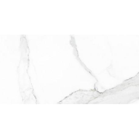 Statuario Brillo 30x60 Rectificado