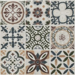 Elegant Mosaica 20x20 Pavimento